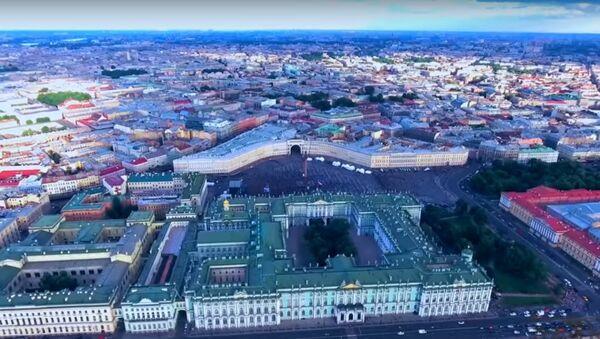 Užijte si příjemnou melancholii krásy hlavního města ruského severu - Sputnik Česká republika