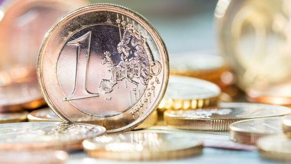Euro. Mince - Sputnik Česká republika