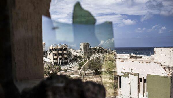 Zříceniny libyjského města Surt - Sputnik Česká republika