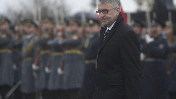 Ministr obrany ČR Lubomír Metnar - Sputnik Česká republika