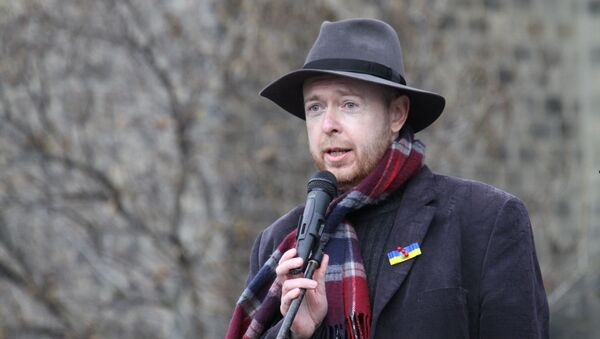Kulturní antropolog Martin C. Putna - Sputnik Česká republika