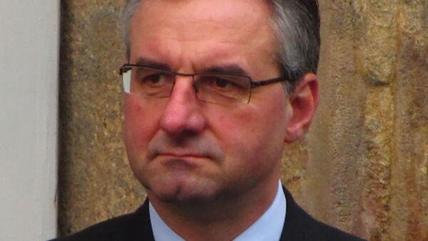 Jan Zahradil, ODS - Sputnik Česká republika