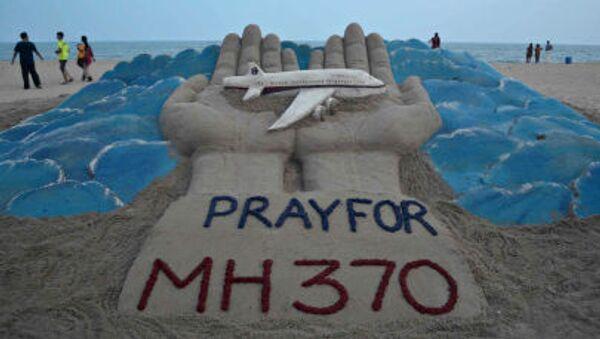 Let MH370 - Sputnik Česká republika