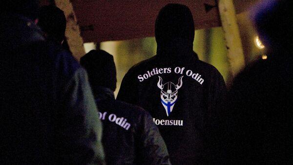 Ódinovi vojáci ve Finsku - Sputnik Česká republika