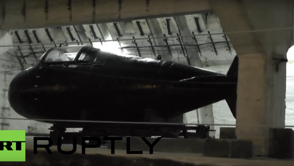 Sevastopol: turisté teď mohou navštívit supertajnou základnu ponorek - Sputnik Česká republika