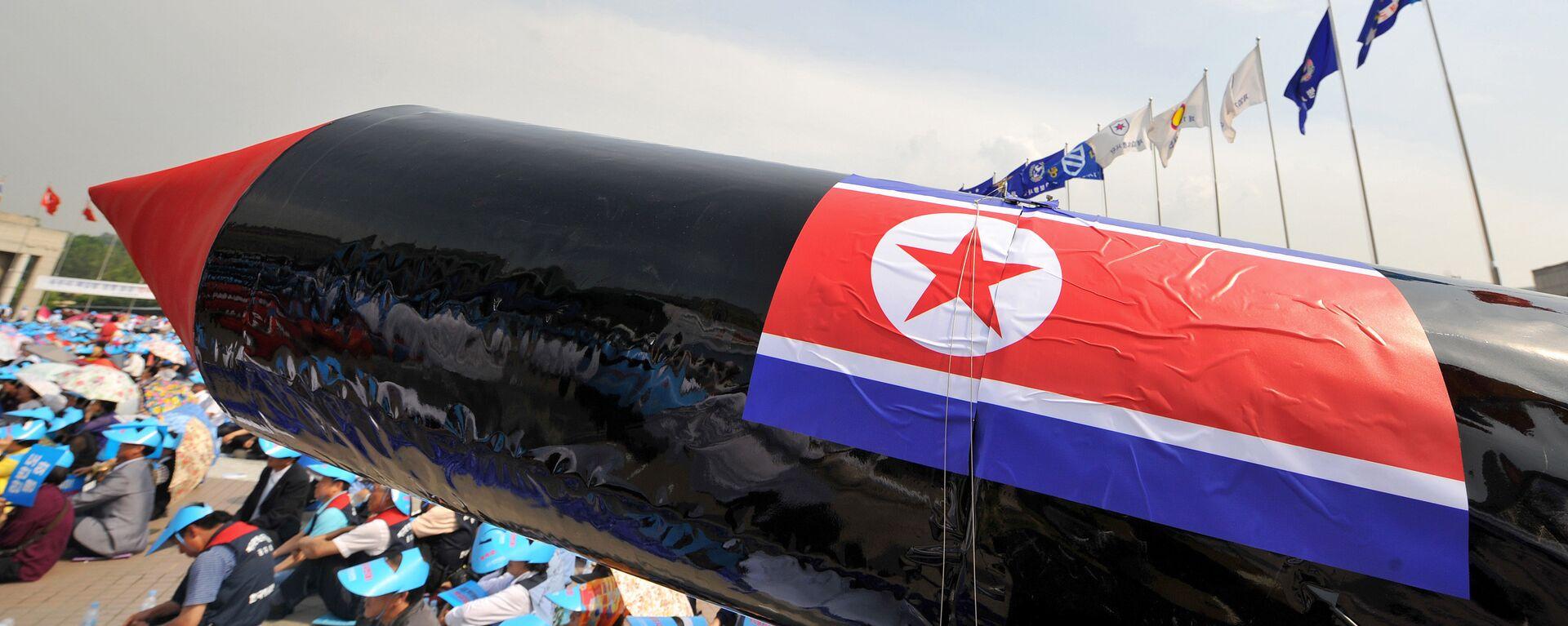 Severní Korea - Sputnik Česká republika, 1920, 28.09.2021