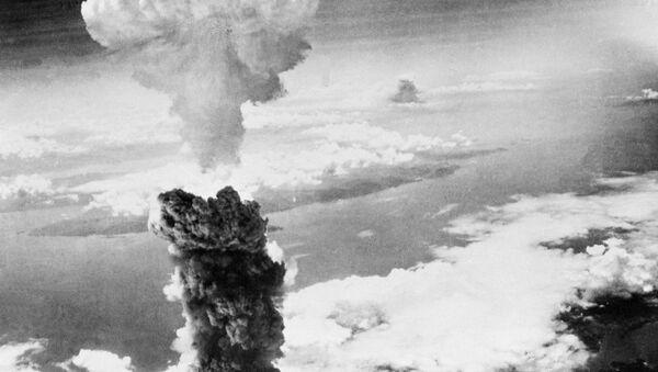Atómový hríb nad Nagasaki - Sputnik Česká republika
