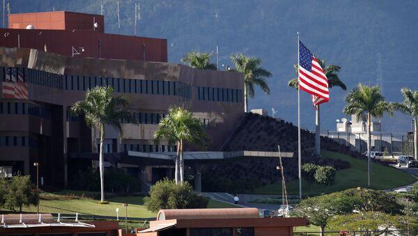 Budova americké ambasády v Caracase - Sputnik Česká republika