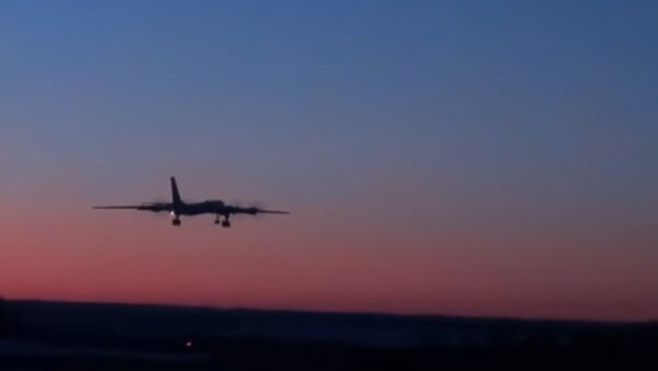 Mezinárodní vzdušný prostor: Japonské stíhačky sledují ruský bombardér - Sputnik Česká republika