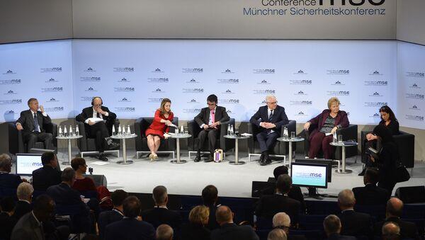 Mnichovská bezpečnostní konference v Německu - Sputnik Česká republika