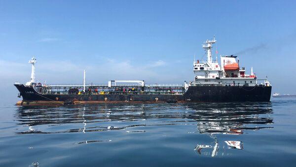 Venezuelský ropný tanker - Sputnik Česká republika