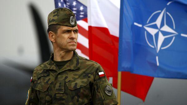 Polský voják - Sputnik Česká republika