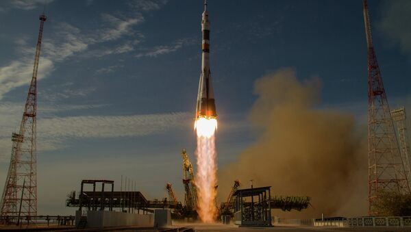 Raketa Sojuz - Sputnik Česká republika
