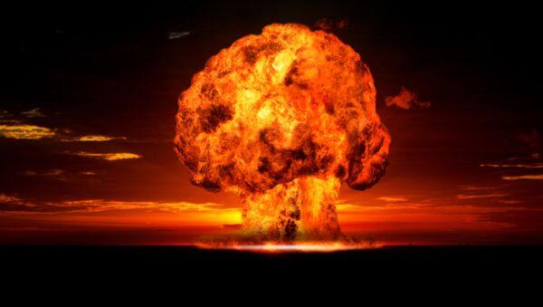 Jaderný výbuch, Illustrační foto - Sputnik Česká republika