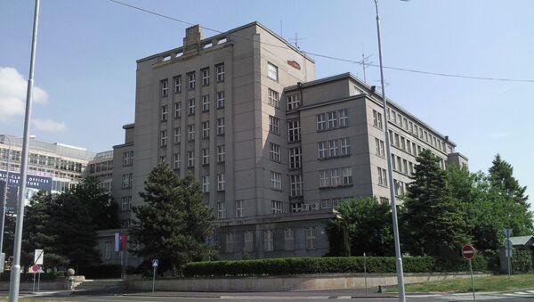Ministerstvo vnitra Slovenské republiky - Sputnik Česká republika