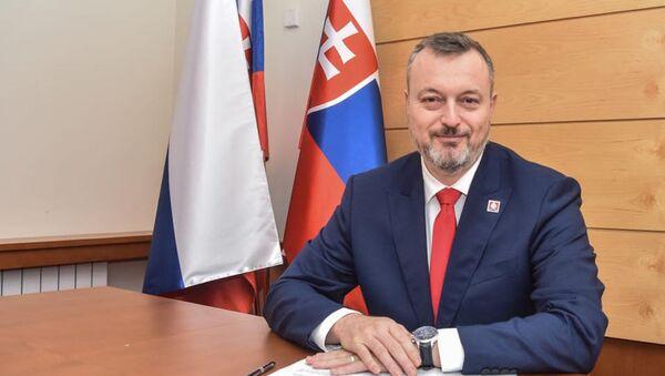 Milan Krajniak - Sputnik Česká republika