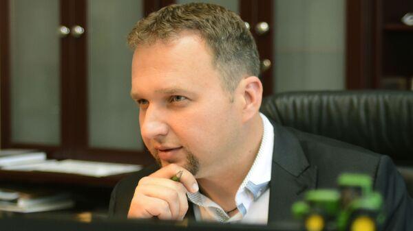 Předseda opozičních lidovců Marian Jurečka - Sputnik Česká republika