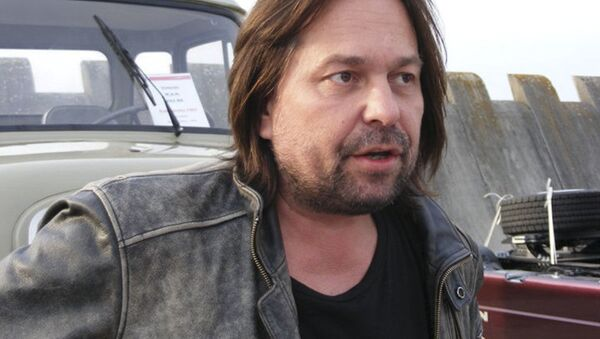 Herec Jiří Pomeje - Sputnik Česká republika