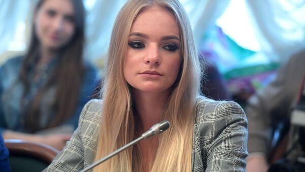 Jelizaveta Peskovová - Sputnik Česká republika