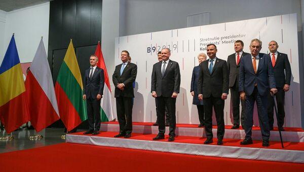 Bukurešťská devítka - Sputnik Česká republika