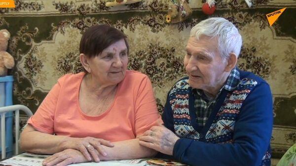 O půl století později: milenci se setkali v pečovatelském domě - Sputnik Česká republika