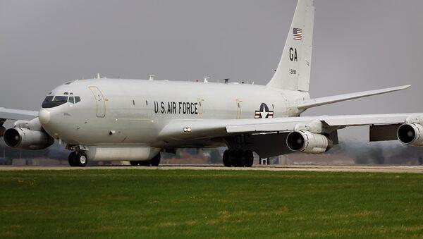 Letadlo E-8C JSTARS - Sputnik Česká republika