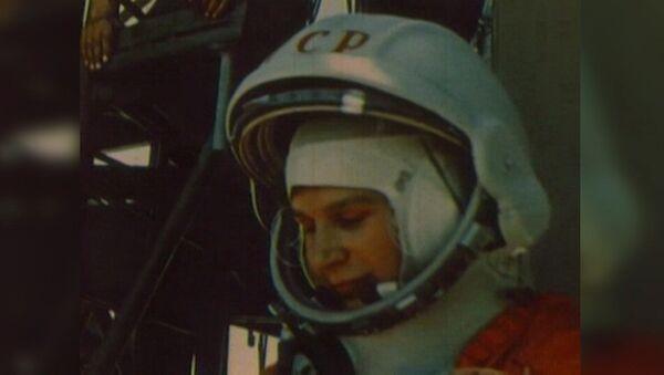 Valentina Těreškovová - Sputnik Česká republika