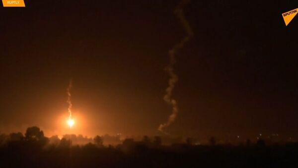 Sýrie zahajuje svůj finální úder proti IS negaleko Baghuzu - Sputnik Česká republika