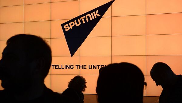 Logo Sputniku - Sputnik Česká republika