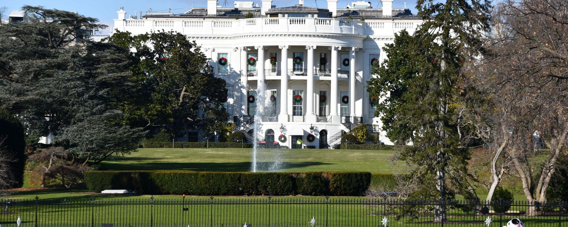 Bílý dům ve Washingtonu - Sputnik Česká republika, 1920, 19.03.2021