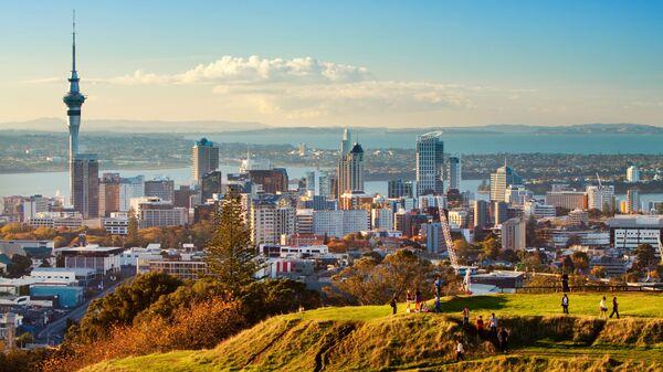 Auckland, Nový Zéland. Ilustrační foto - Sputnik Česká republika