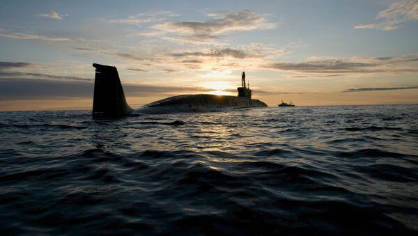 Ponorka Jurij Dolgorukij - Sputnik Česká republika