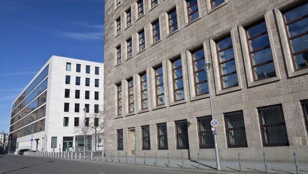 Budova MZV SRN - Sputnik Česká republika
