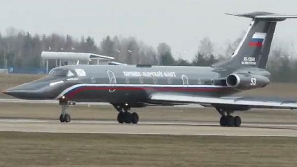 Nejvzácnější letadlo ruského námořnictva (VIDEO) - Sputnik Česká republika