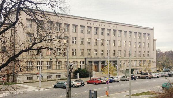 Budova Krajského soudu v Hradci Králové - Sputnik Česká republika