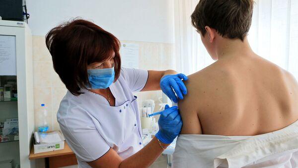 Očkování  - Sputnik Česká republika