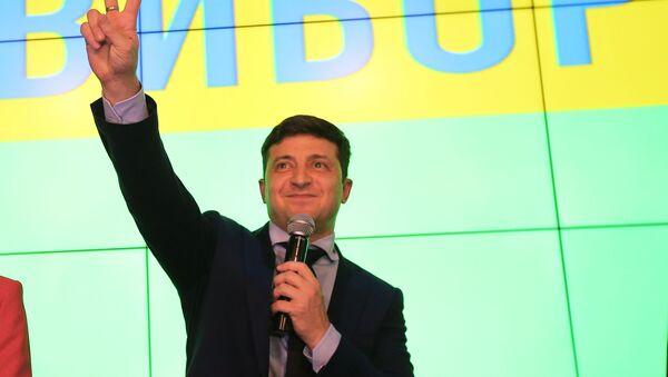 Volodymyr Zelenskyj - Sputnik Česká republika