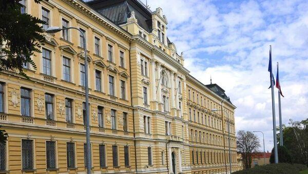 Budova Ministerstva obrany ČR v Praze - Sputnik Česká republika