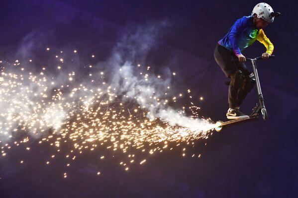 Dechberoucí fotografie ze světového festivalu extrémních sportů - Sputnik Česká republika