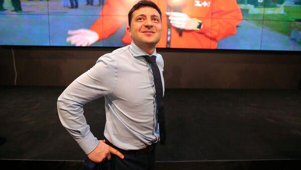 Volodymyr Zelenský  - Sputnik Česká republika