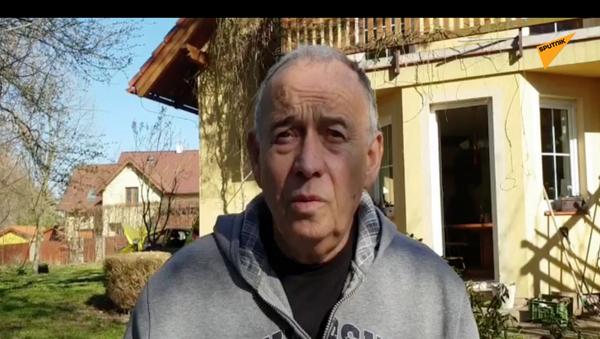 Ivan Vyskočil - Sputnik Česká republika