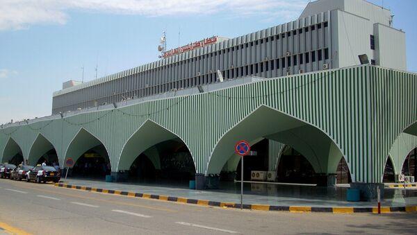 Letiště Tripolis - Sputnik Česká republika