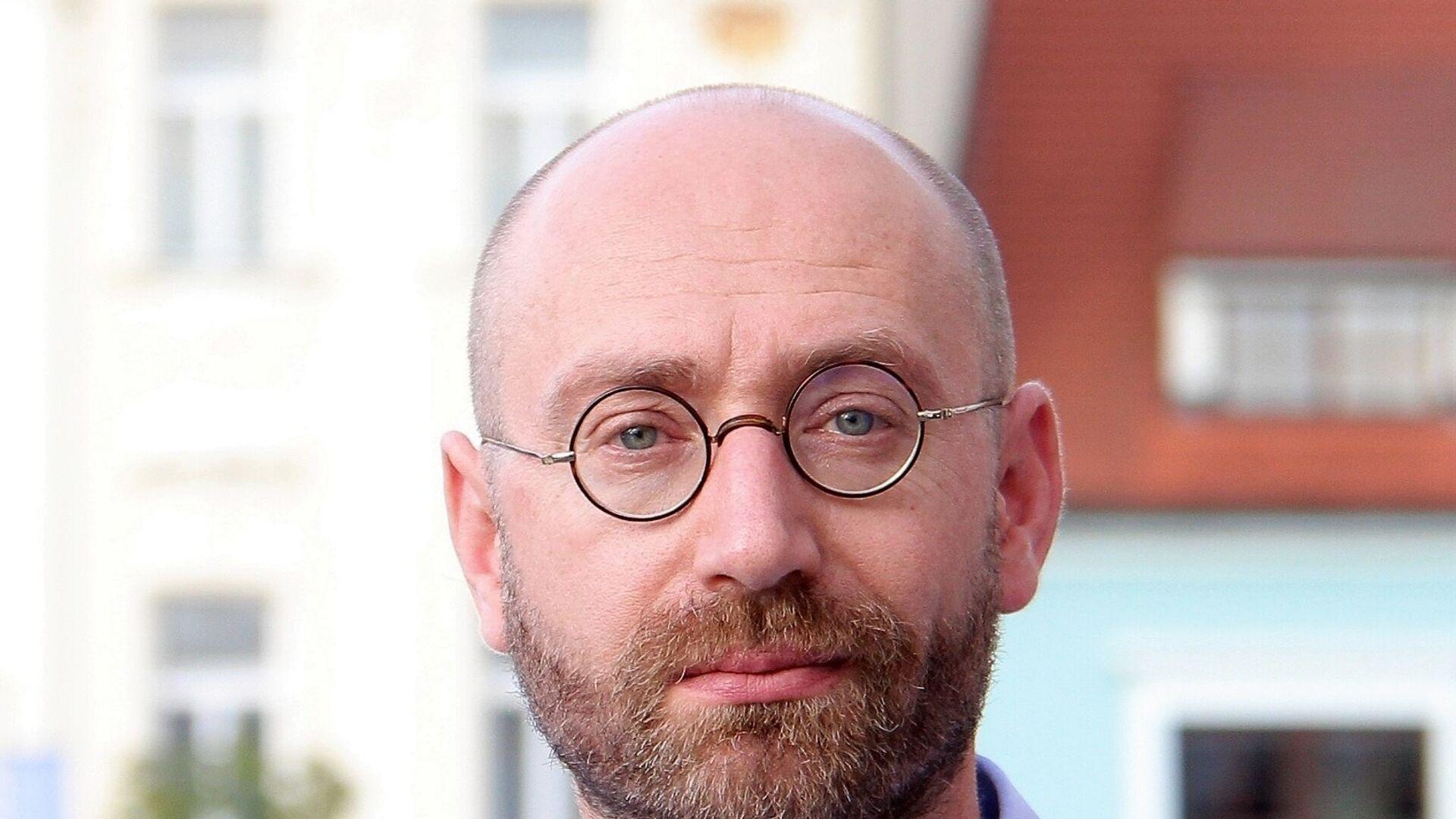 Český sociolog Petr Hampl - Sputnik Česká republika, 1920, 22.09.2021