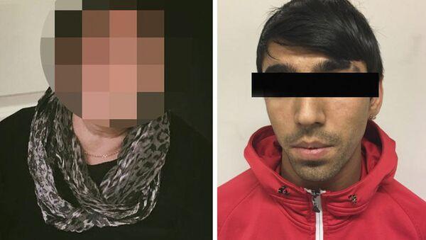 """Afghánec znásilnil 13letou dívku. U soudu mu Švédka poslala """"polibek podpory"""" - Sputnik Česká republika"""