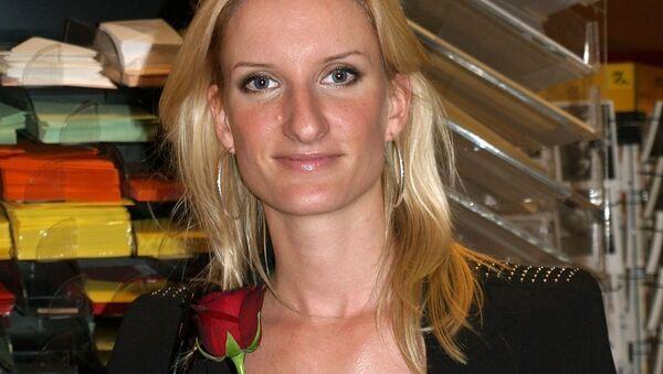 Slovenská moderátorka Adela Vinczeová - Sputnik Česká republika