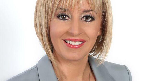Ombudsmanka Bulharska Maja Manolovová - Sputnik Česká republika