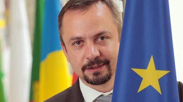 Místopředseda TOP 09 Marek Ženíšek  - Sputnik Česká republika