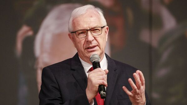 Senátor Jiří Drahoš  - Sputnik Česká republika