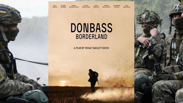 Plakát filmu DONBAS. PŘÍHRANIČÍ - Sputnik Česká republika