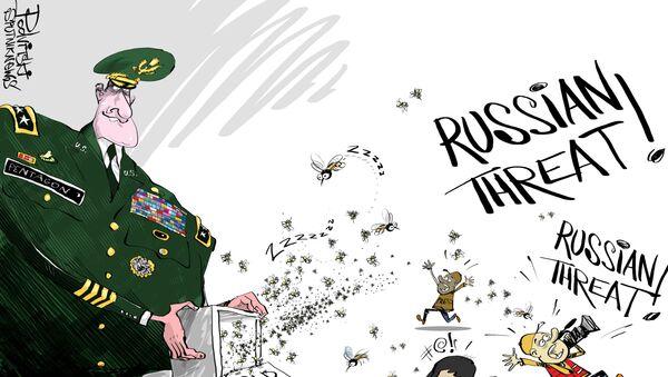 Pentagon objevil velmi vážnou hrozbu - Sputnik Česká republika
